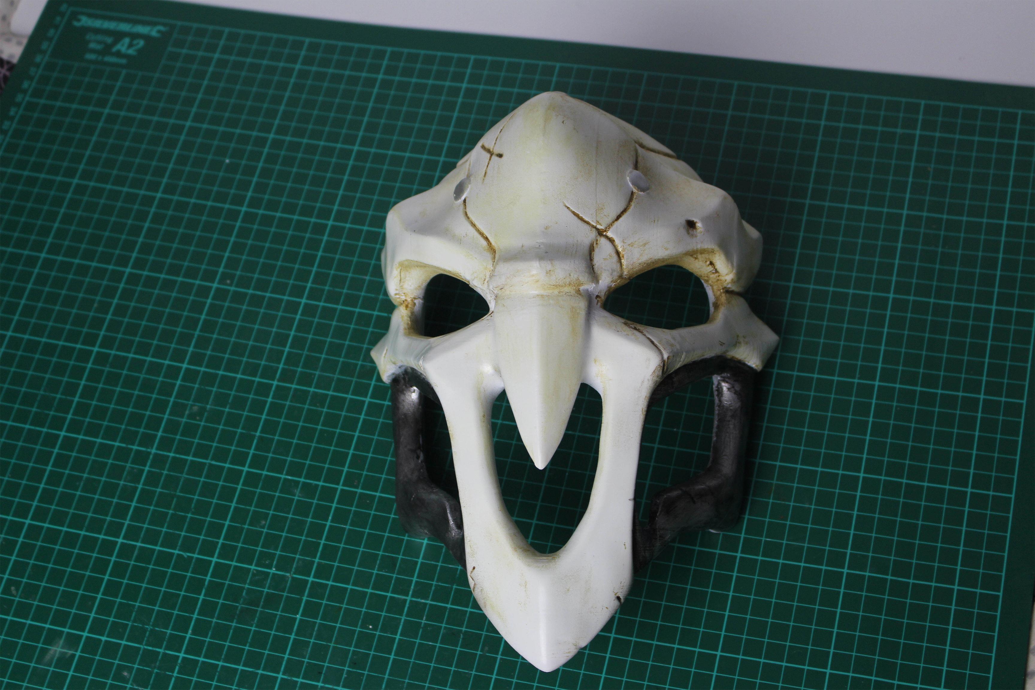 Maska Reapera/Żniwiarza   Replika