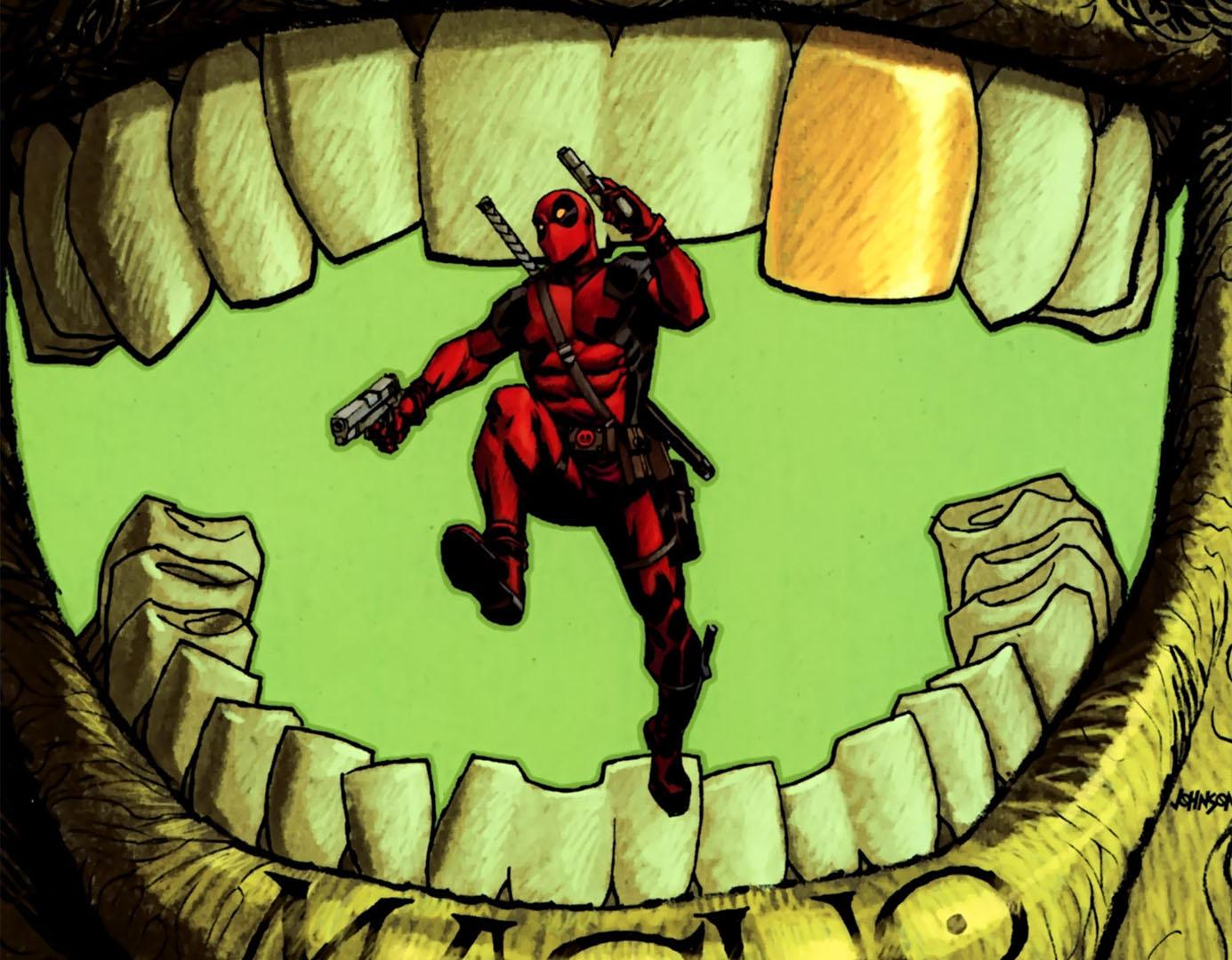 Deadpool kontra Macho Gomez | Kosmiczny Najemnik