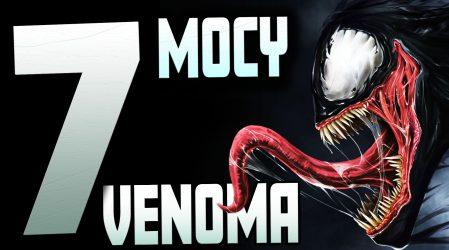 7 Mocy Venoma – Eddie Brock