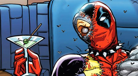 Deadpool kontra ZŁY Deadpool!