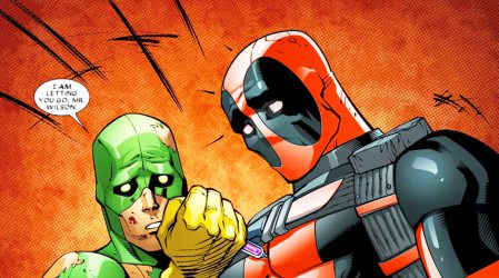 Deadpool traci MOCE?!