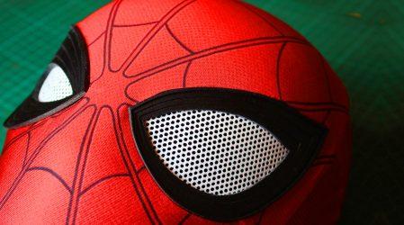 Maska Spider-Man Homecoming/Far From Home za 300 zł